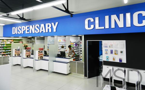 Badenhorst Pharmacy Dispensary-Clinic