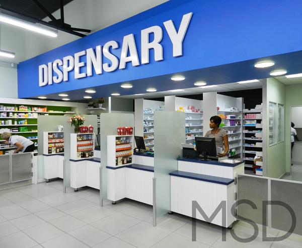 Badenhorst Pharmacy Dispensary