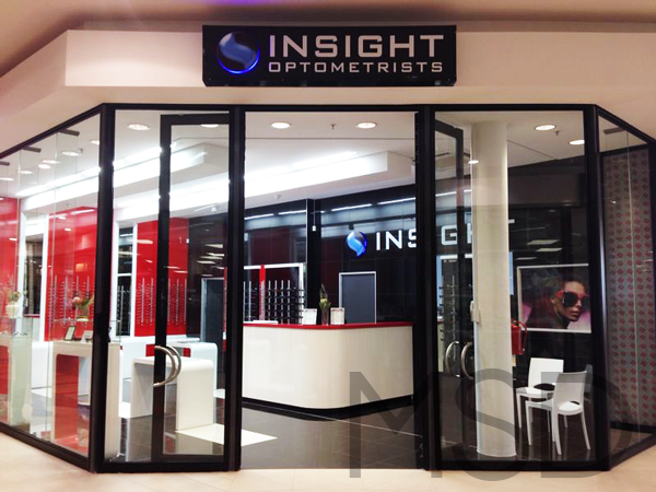 Insight Optometrists Frontshop