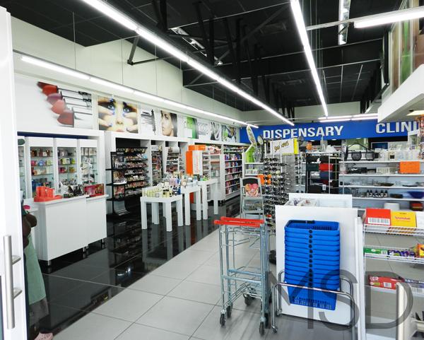 Badenhorst Pharmacy Frontshop