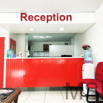 Dr. Thoupou's Reception